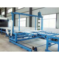 Wholesale High Precision Polyurethane Horizontal Foam Cutting Machine for Foam Block from china suppliers