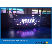 Wholesale Wide Range p6 LED screen High Brightness , Indoor big LED display Full Color from china suppliers