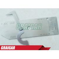 Wholesale Biting Edge Stainless Steel Welding Gauge Gage As Industrial Welding Equipment from china suppliers