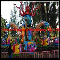 Wholesale High quality attractive amusement park octopus ride 30 seats from china suppliers