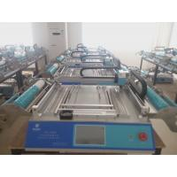 Wholesale Dual side Feeder CHMT48VB 58pcs Feeders Desktop Pick and Place Machine, small Batch Production from china suppliers