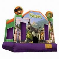 Wholesale Commercial Inflatable Bouncer with Competitive Price, Eco-friendly and Aging-resistant from china suppliers