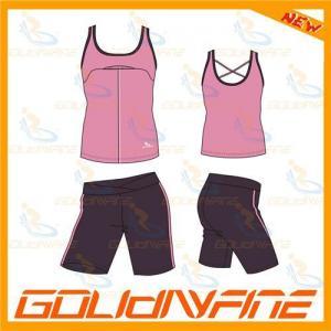 China Lady sportswear on sale