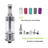 Wholesale New arrival Pro Tank II E Cigarette with Glass Tube from china suppliers