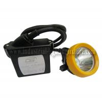 Wholesale 15000 Lux DC 4.2V Mining Hard Hat Lights 3.7V with Short Circuit Protection from china suppliers
