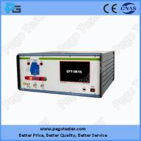 Wholesale China EFT-5K16 Electrical Fast Transient Generators with 5KV output voltage and LCD display from china suppliers
