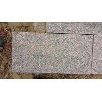 Quality Rose Granite Mushroom Stones Pillar/Column Wall Stone Exterior Stone Cladding Landscaping Stone for sale