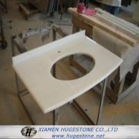 Wholesale Pure White Sink Countertop, Granite Sink Countertop for Kitchen from china suppliers