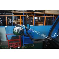 Wholesale 3500mm Wheel Base Heavy Duty ElectricTruck Blue 10kw Motor Power BD-10 from china suppliers