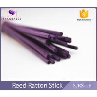 Wholesale Purple Rattan Reed Sticks Scented Diffuser Sticks Natural Material from china suppliers