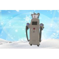 Wholesale Portable Two Handle Cryotherapy Freeze Fat Machine / Body Shaping Equipment from china suppliers
