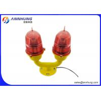 Wholesale Double LED Aviation Obstruction Light ICAO Anne X 14 UV - Stabilized from china suppliers
