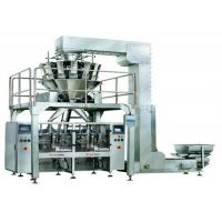 Wholesale VFFS Vertical Form Fill And Seal Machines , Tea Pouch Packing Machine Full Automatic from china suppliers