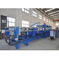 Wholesale Color Steel Discontinuous China Foam Pu Sandwich Panel Production Line for Roof Wall Panel Producing from china suppliers