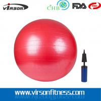 Buy cheap High quality professional gymnastic ball/gym ball/gym yoga ball from wholesalers