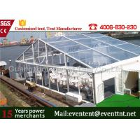 Wholesale Party Marquee Clear Span tent aluminum Buildings For Festival Celebration European Style from china suppliers