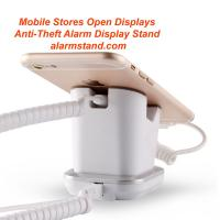 Wholesale COMER handphone retail shops charger holder Anti-theft devices anti-theft stands from china suppliers