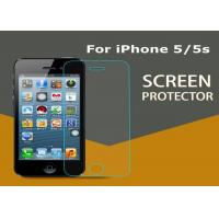 Wholesale Cool Glass Tempered iPhone 5 5S Screen Protector Scratch Proof Removable from china suppliers