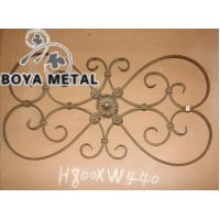 Quality Ornamental Forged Iron Scroll for sale