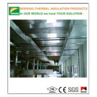 Wholesale ISO 80 micron aluminum foil Central Air Conditioning Duct water - based formulated insulation from china suppliers