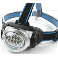 Wholesale Smart Design Camping Hiking LED Flashlight Headlamp from china suppliers