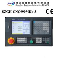 Wholesale High Speed  2ms interpolation cycle real colour LCD displayer CNC Milling Controller from china suppliers