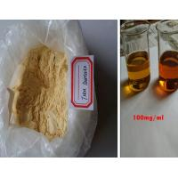 Wholesale Androgenic Anabolic Steroids Yellow Trenbolone Acetate Powder For Muscle Building from china suppliers