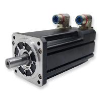 Wholesale AC 4 Pole Electric Motor , RD Series Brushless Servo Motors 80 mm * 80 mm Square Size from china suppliers