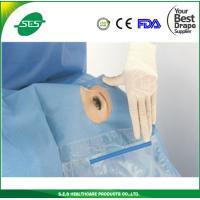 Buy cheap Disposable High Quality Eye Drape,Ophthalmic Drape Made in China from wholesalers