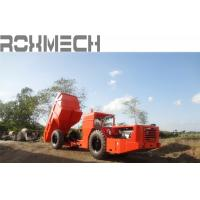 Wholesale 12 Tons RT -12 Heavy Duty Dump Trailers for underground mining or project from china suppliers