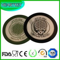 Wholesale 100% Safety Stocked Logo Custom Private Label Silicone Baking Mat Set Of 2 from china suppliers