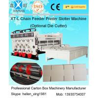 Wholesale Automated Corrugated Paper Carton Making Machine , High Precision from china suppliers