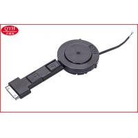 Buy cheap USB 2.0 to 30 pin 3 In 1 Retractable USB Cable flat PVC sync data cord from wholesalers
