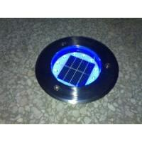 Buy cheap 6-LED Round Solar Brick from wholesalers