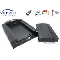 Wholesale 4CH CCTV GPS Mobile DVR , Car Blackbox DVR 1TB Hard Drive for Security from china suppliers