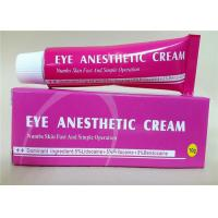 Wholesale Tattoo Numbing Cream , Eye Anesthetic Cream For Permanent Makeup Tattoo from china suppliers