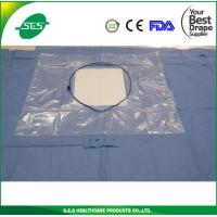Wholesale FDA Approved Surgical Disposable C-section Drape with Pouch from china suppliers