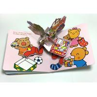 Wholesale Educational Custom Printed Books  for Kids , 3D Picture Custom Photo Books from china suppliers
