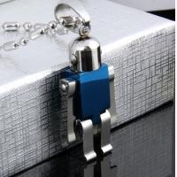 Wholesale  stainless steel material transformers robot USB memory stick 1GB-16GB  from china suppliers