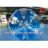 Wholesale Mixed Color PVC Zorb Human Hamster Ball Inflatable Soccer Body Zorb Ball from china suppliers