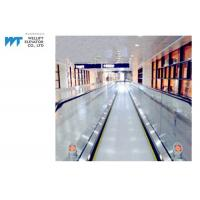Wholesale 6000 Person Capacity Walkway Escalator , Flat Escalator With Running Direction Indicator from china suppliers