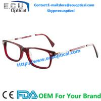 Wholesale Stylish Retro Italy fashion Design Spectacles eye glasses from china suppliers