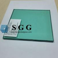 Wholesale F Green Laminated Glass Price 8.38mm 10.38mm 12.38mm from china suppliers