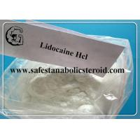 Wholesale Raw Lidocaine Hcl Pain Killer Powder 99% Local Anesthetic Drugs 73-78-9 from china suppliers