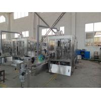 Wholesale 12 Pcs Heads Water Bottle Filling Machine Full Automatic CSD Filling Equipment from china suppliers