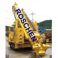 Wholesale Rotary Reverse Circulation Drilling Rig Equipment with Diesel Engine Mounted Hydraulic System from china suppliers