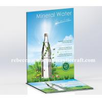Wholesale With SGS Certification Custom Acrylic Menu Stand from china suppliers