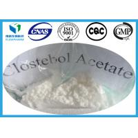 Wholesale Clostebol Acetate Turinabol Steroid Raw Powder / Anabolic Steroids Testosterone from china suppliers
