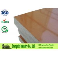 Wholesale RoHS Phenolic Plastic Sheets , 1020mm x 2020mm Phenolic Cotton Plate from china suppliers