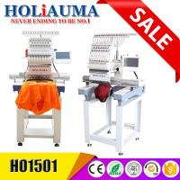 Buy cheap Factory direct sale top quality hat embroidery machine sale similar to tajima computer embroidery machine from wholesalers